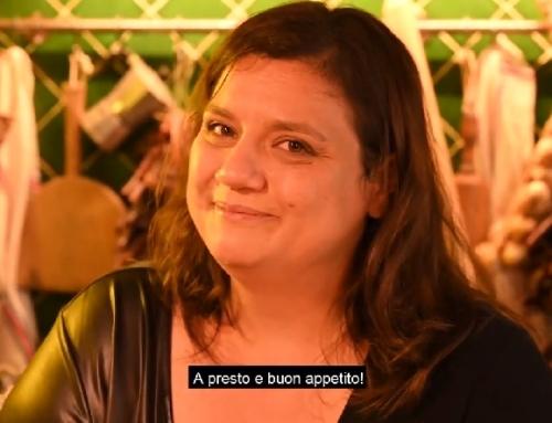 La pasta rellena que todo el mundo quiere probar en Madrid, el «Cappellaccio» presentado por Katiuscia Fedeli.