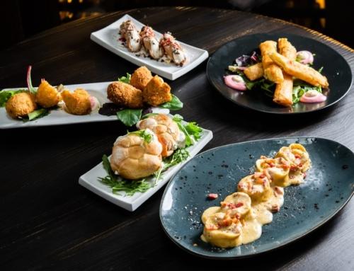 Vídeo resumen de la presentación del menú gastronómico regional dedicado a la región de Lazio que estará disponible la semana del 22 al 28 de marzo en SottoSopra Madrid.