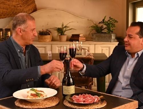 Saboreando Italia – Emilia Romagna de la mano de Michele Rossi, un recorrido entre lambrusco, jamon y lasagna.