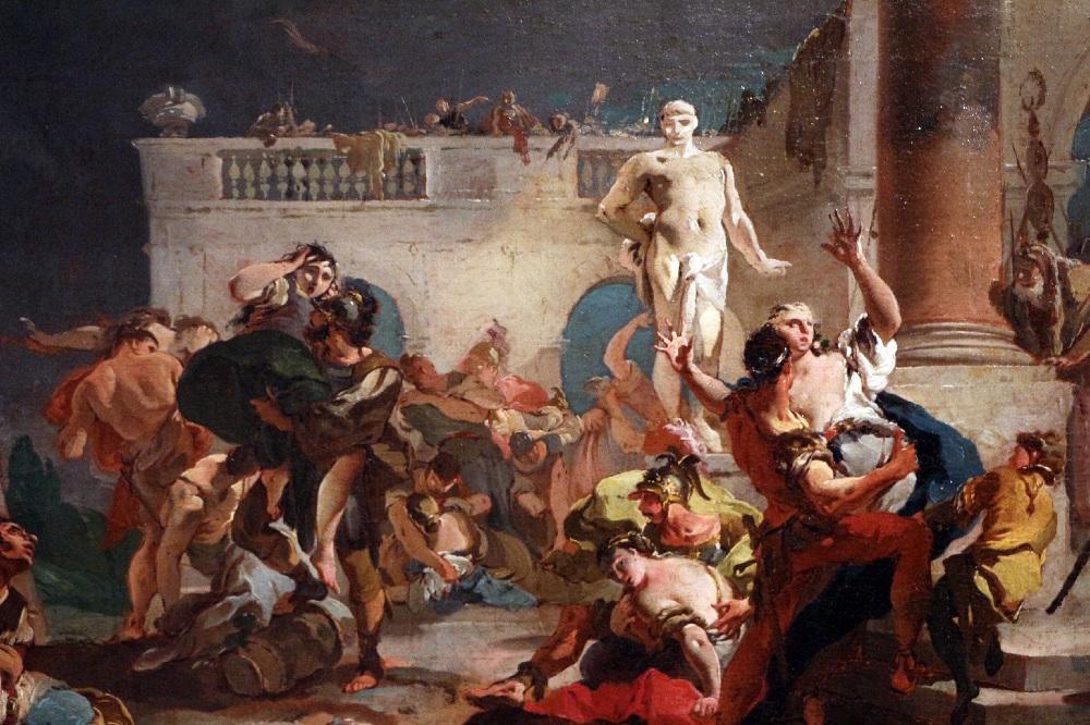 Tiepolo e Roma