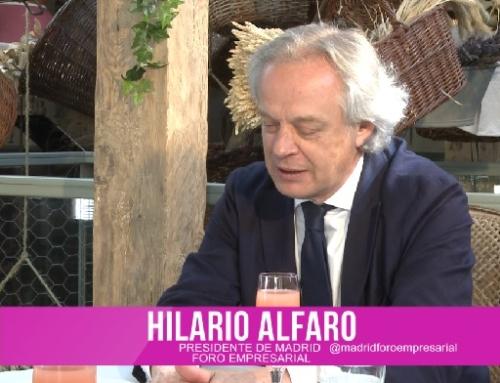 En Grandes hoy tenemos a Hilario Alfaro y Silvia Tortosa, nos acompañaran en una amena y entretenida entrevista de la mano de Jenny Llada y Andrea Lazzari en SottoSopra Madrid.