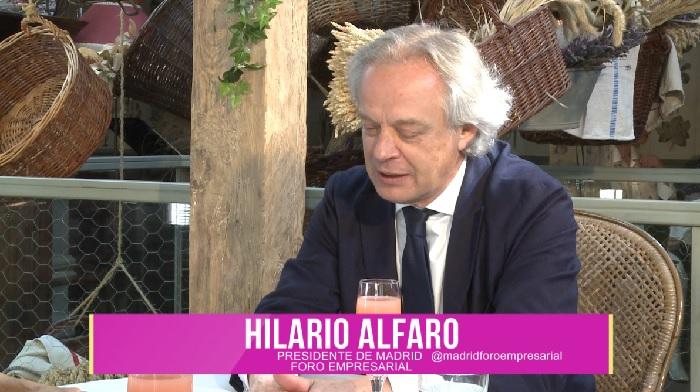 Hilario Alfaro Grandes en SottoSopra Madrid