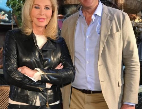 SottoSopra Madrid, escenario de la nueva temporada de Grandes. Con Jenny Lliada, Andrea Lazzari. Hoy se entrevistará a Norma Duval.