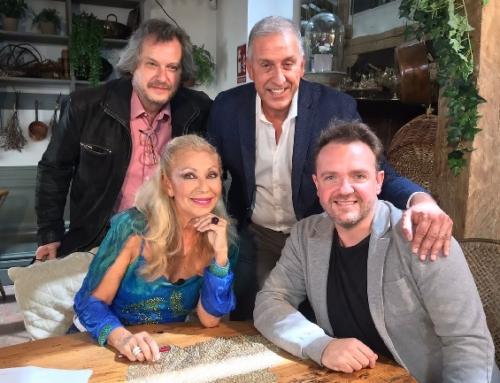Llegamos al décimo episodio de Grandes con Claudio Fiorentini y Sergi Albert